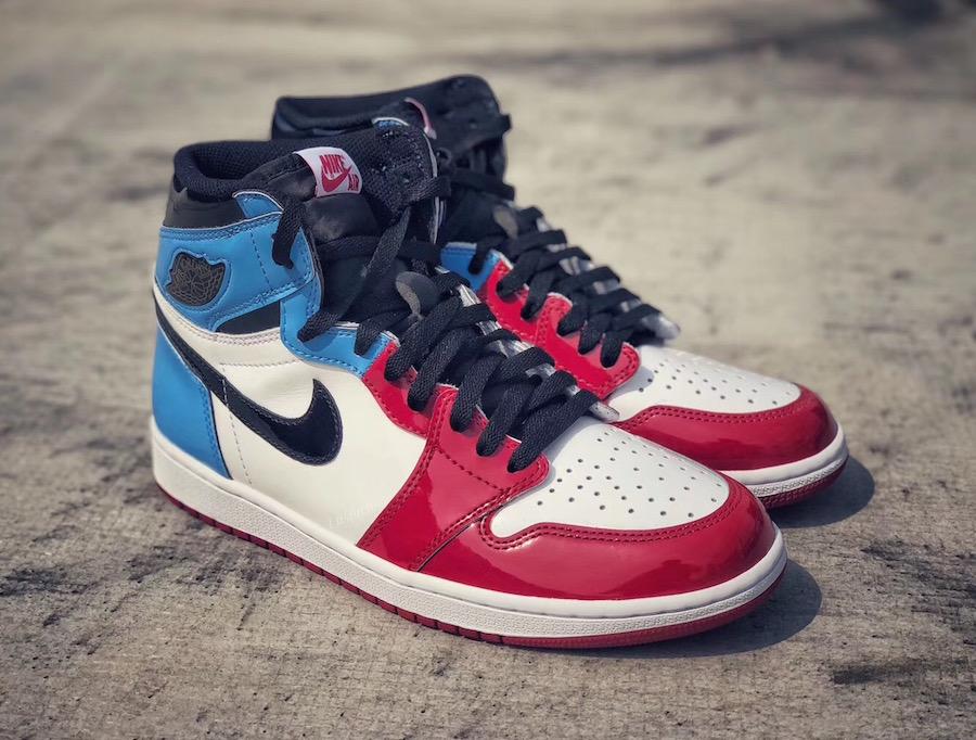 fe1b4721 Air Jordan 1 Fearless CK5666-100 Release Date Info | SneakerFiles