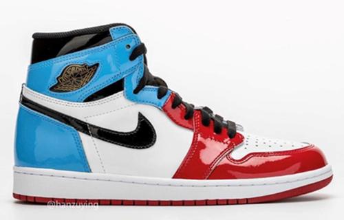 Air Jordan 1 Fearless Release Date