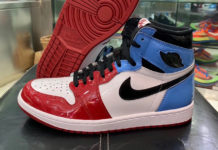 Air Jordan 1 High OG Fearless CK5666-100 Release Date
