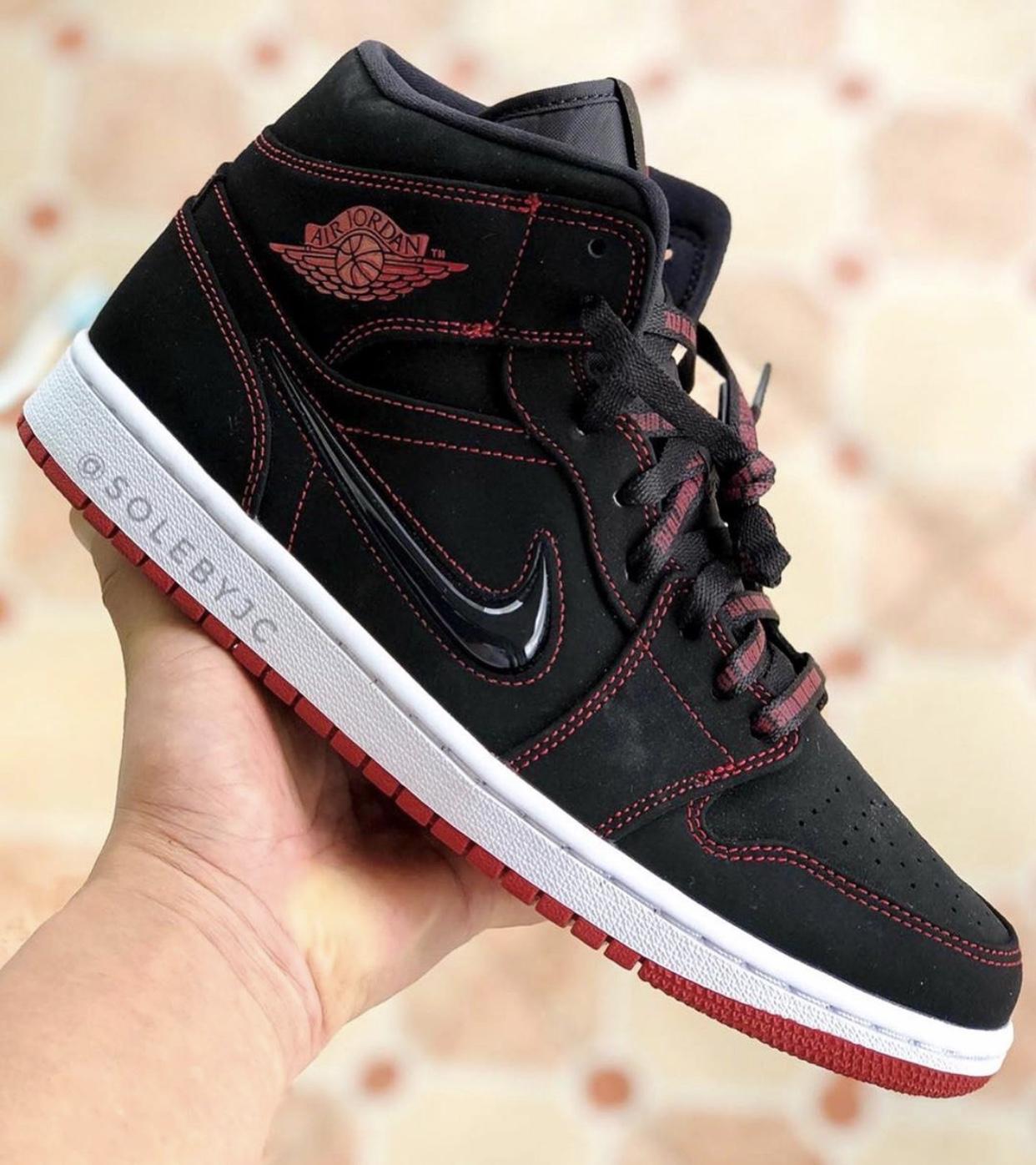 Air Jordan 1 Mid Fearless Release Date Info