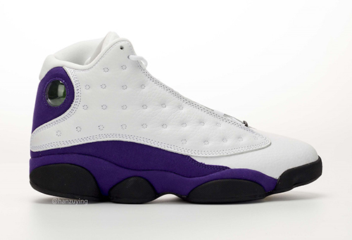 Air Jordan 13 Lakers Release Date