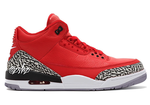 Air Jordan 3 Chicago All-Star Release Date