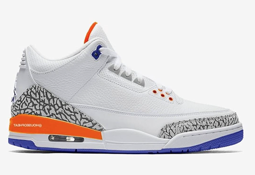 Air Jordan 3 Knicks Release Date