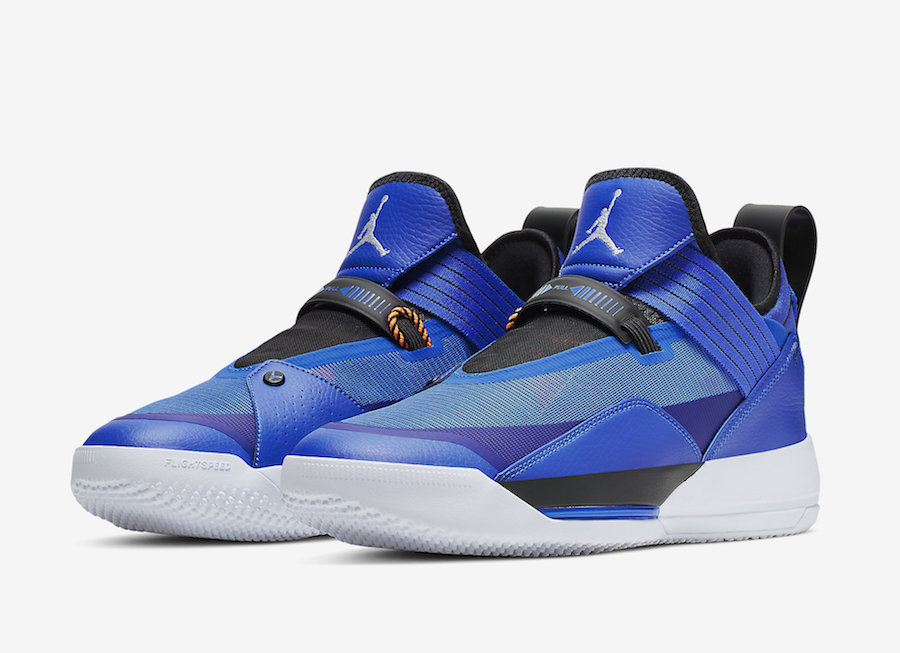 Air Jordan 33 SE Blue CD9561-401 Release Date Info