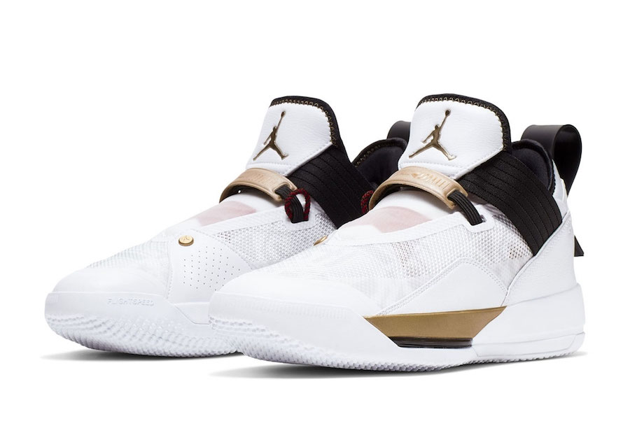 Air Jordan 33 SE FIBA Release Date Info