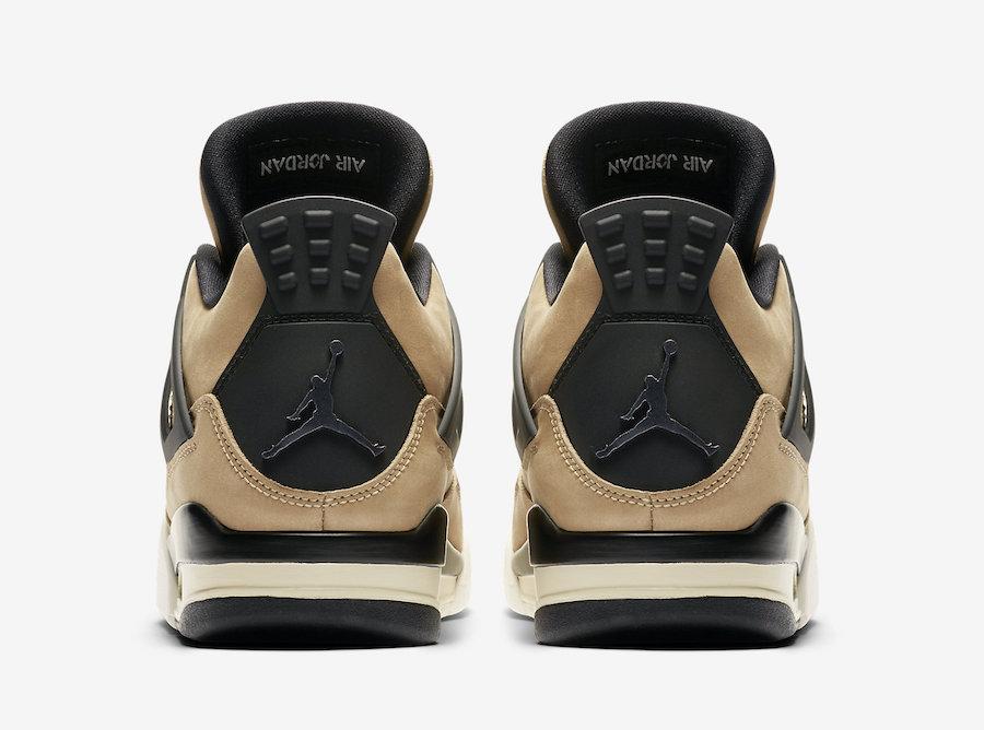 Air Jordan 4 Mushroom AQ9129-200 Release Date