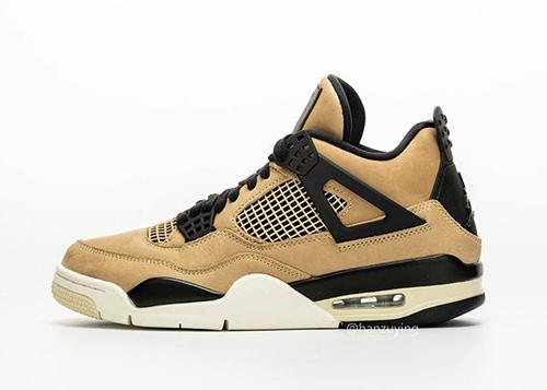 Air Jordan 4 Mushroom Womens Release Date