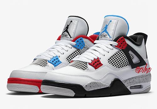 Air Jordan 4 What The 2019 Release Date