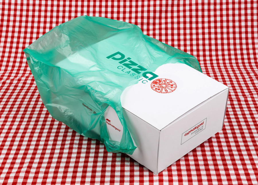 Asphalt Gold Reebok Classic Nylon Pizza Release Date Info