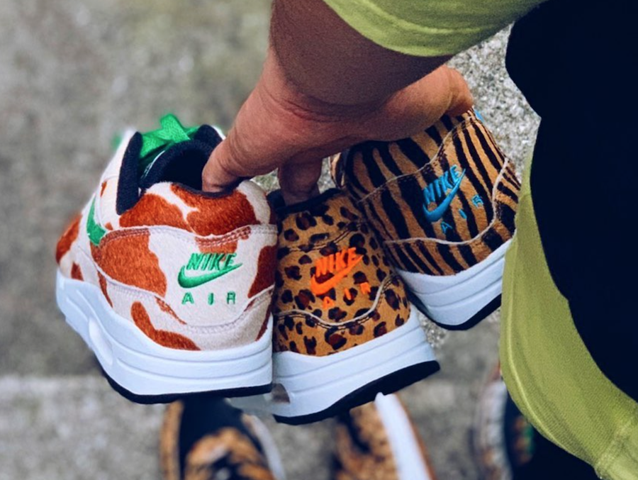 atmos Nike Air Max 1 Animal 3.0 Pack Release Date Info