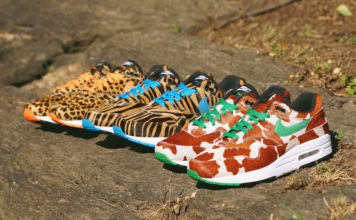 atmos Nike Air Max 1 Animal 3 Pack Release Date Info