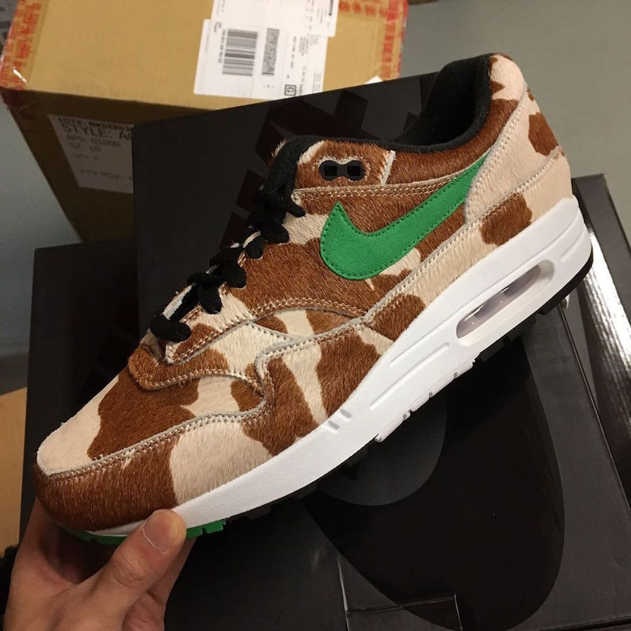 atmos Nike Air Max 1 Animal 3.0 Pack Release Date