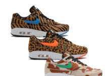 atmos Nike Air Max 1 DLX Animal 3.0 Pack Release Date
