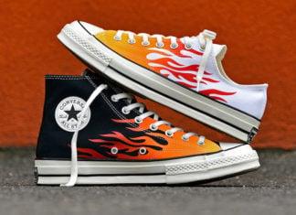 Converse Chuck 70 Flames Release Date Info