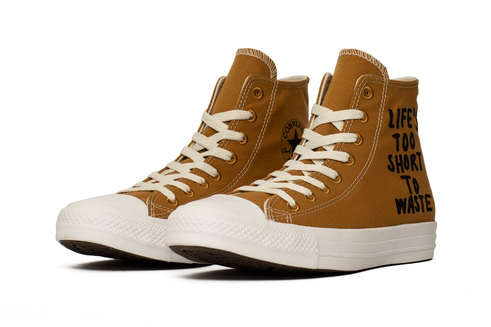 Converse Chuck Taylor Lifes too Short to Waste Release Date Info