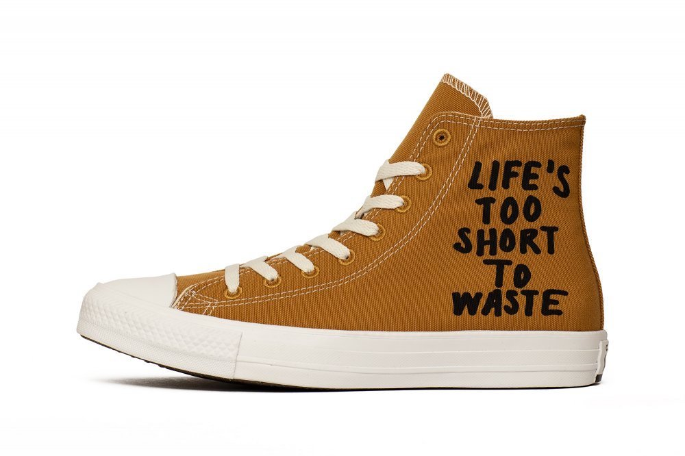 Converse Chuck Taylor Life's too Short to Waste Release Date Info