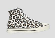 Converse Lucky Star High Top Leopard Print Release Date Info