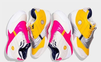 Eric Emanuel Reebok Answer 5 Track Gold Pink Release Date Info