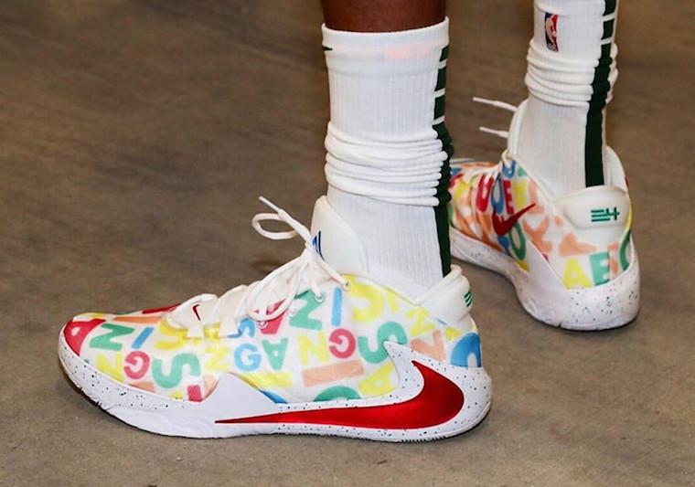 Nike Zoom Freak 1 MVP PE | SneakerFiles
