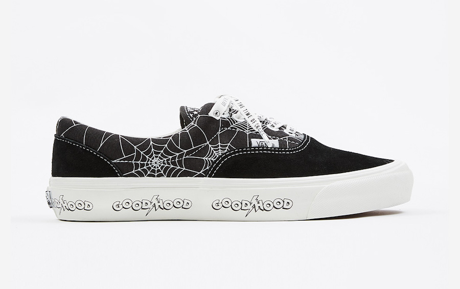 Goodwood Vans Era Slip-On SK8-Mid Release Date Info