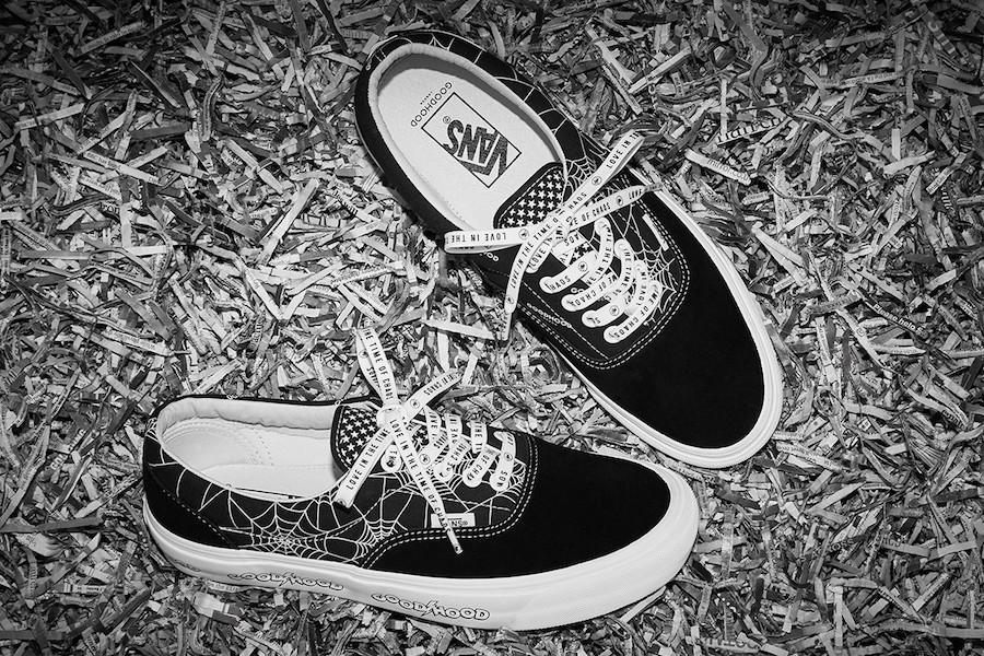 Goodhood Vans Era Slip-On SK8-Mid Release Date Info | SneakerFiles