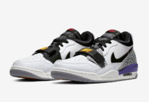 Jordan Legacy 312 Low Lakers CD7069-102 Release Date Info