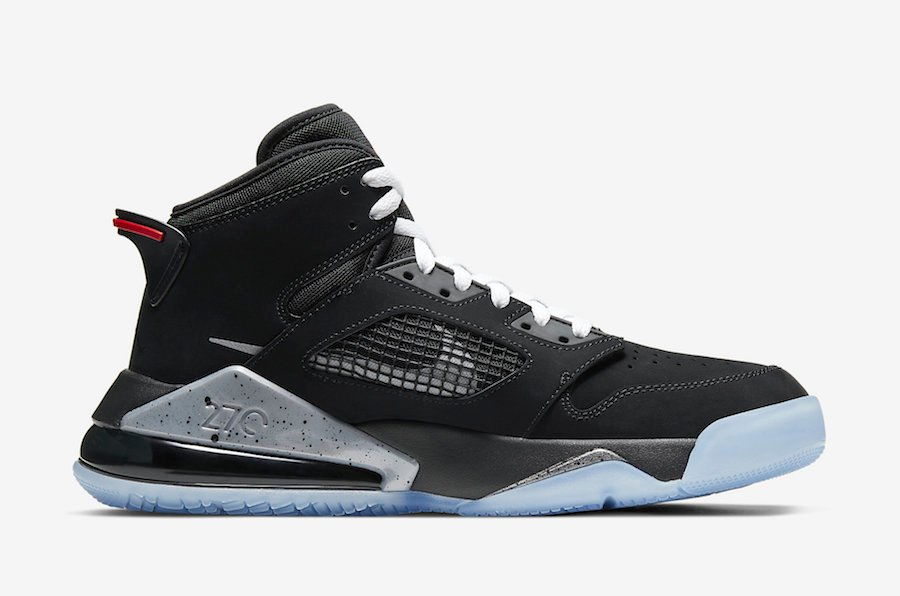 Jordan Mars 270 Black Metallic CD7070-010 Release Date