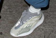 Kanye West New adidas Yeezy Model Release Details