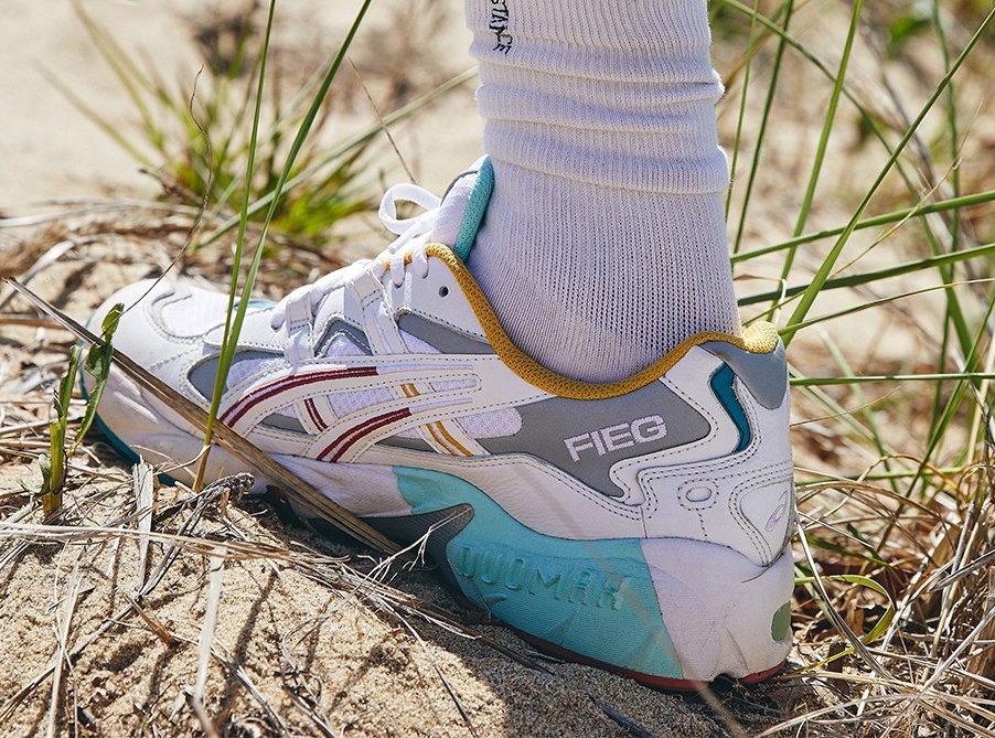 Kith Asics Gel Kayano 5 Oasis Release Date Info