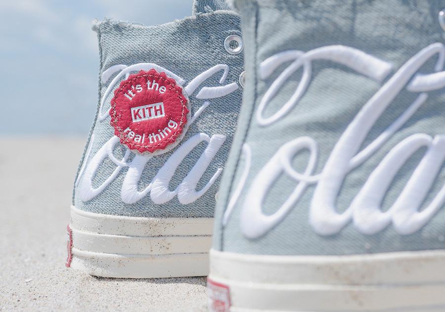 Kith Coca-Cola Converse Chuck 70 Release Date