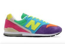 New Balance 996 Japan atmos Beams mita nonnative Release Date Info