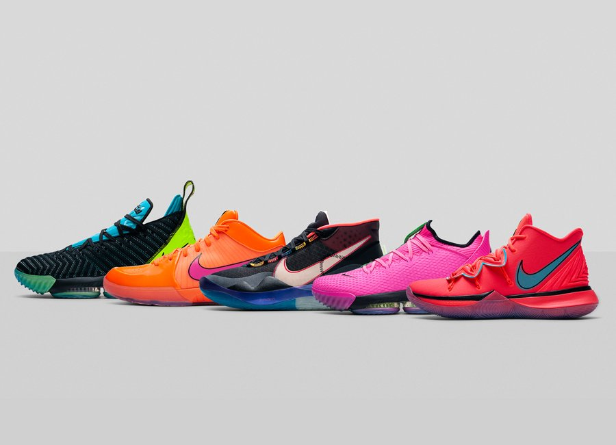 Nike 2019 WNBA All-Star Game PE Collection