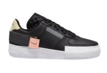 Nike AF1 Type Black CI0054-001 Release Date Info