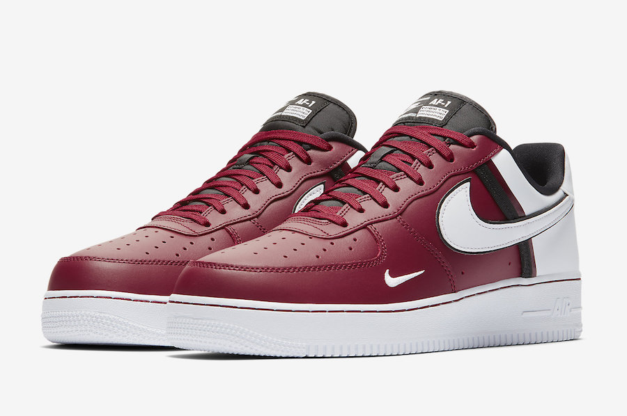 Nike Air Force 1 Low CI0061-600 Release Date Info