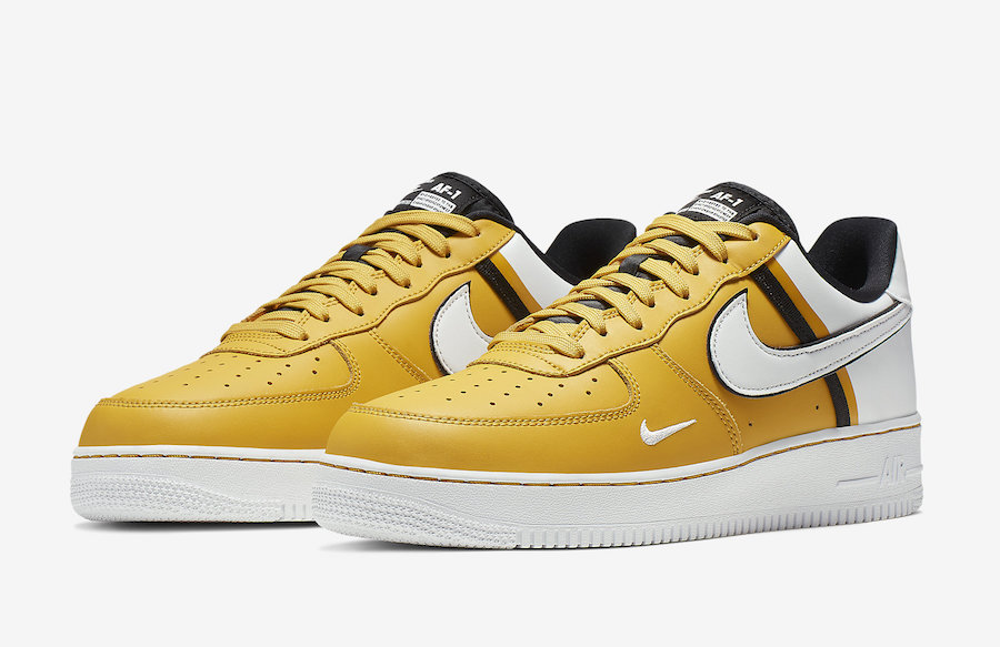 Nike Air Force 1 Low CI0061-700 Release Date Info