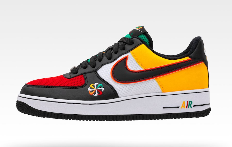 Nike Air Force 1 Sunburst Pack Release Date Info