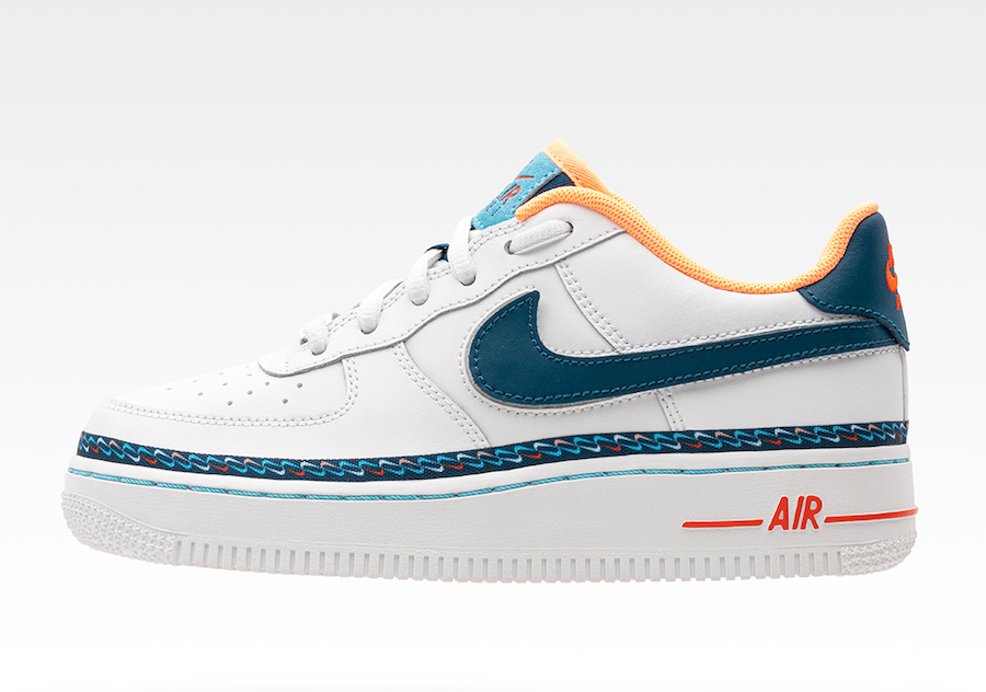 Nike Air Force 1 Swoosh Chain Pack Release Date Info
