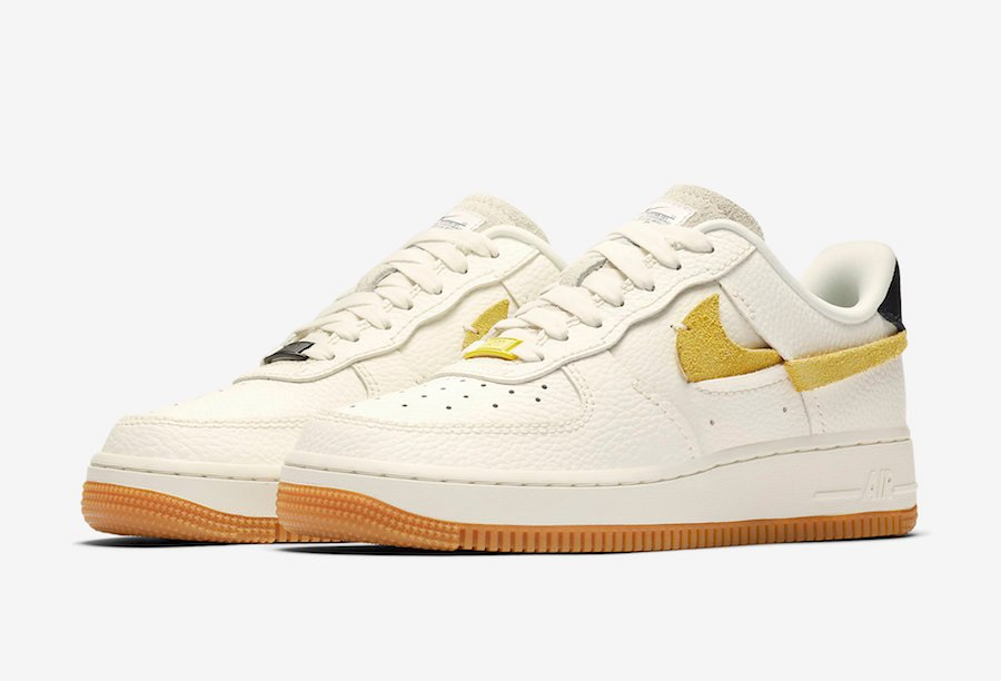 Nike Air Force 1 Vandalized Sail BV0740 101 Release Date