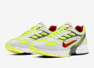 Nike Air Ghost Racer Neon Yellow AT5410-100 Release Date Info