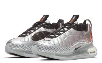 Nike Air MX 720-818 Metallic Silver BV5841-001 Release Date Info