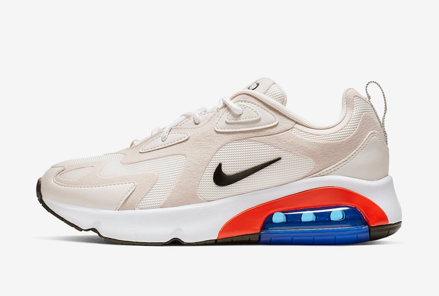 Nike Air Max 200 Desert Sand AT6175-100 Release Date Info