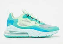 Nike Air Max 270 React Hyper Jade Frosted Spruce AO4971-301 Release Date Info