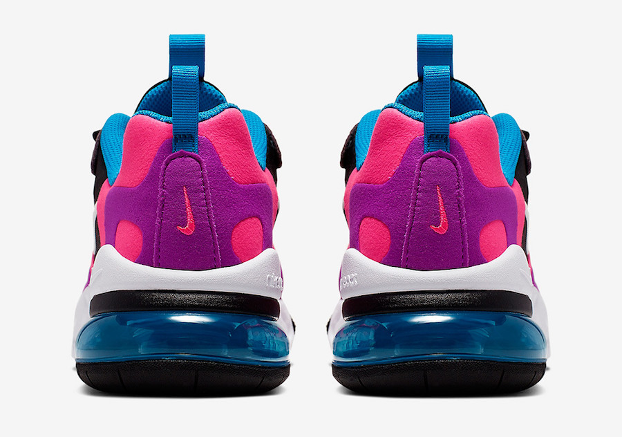 Nike Air Max 270 React Hyper Pink Bq0101 001 Release Date Info