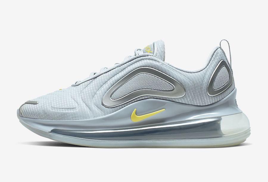 Nike Air Max 720 Platinum Yellow CN0141-001 Release Date Info
