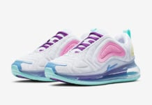 Nike Air Max 720 White Psychic Powder AR9293-102 Release Date Info