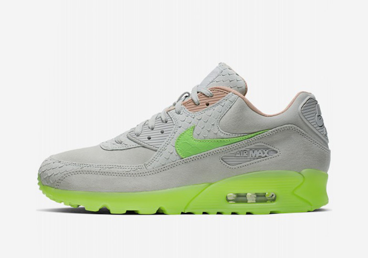 Nike Air Max 90 Premium Electric Green CQ0786-001 Release Date Info
