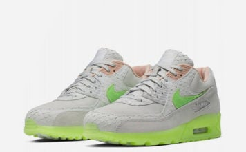 Nike Air Max 90 Premium Electric Green CQ0786-001 Release Date Info
