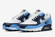 Nike Air Max 90 UNC AJ1285-105 Release Date Info