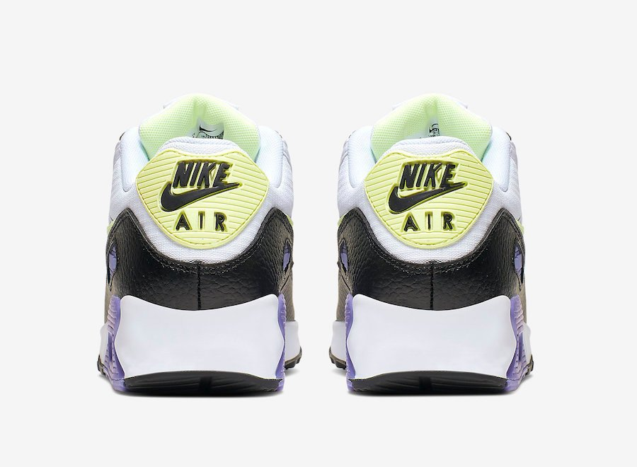 Nike Air Max 90 WMNS Barely Volt Purple 325213-142 Release Date Info