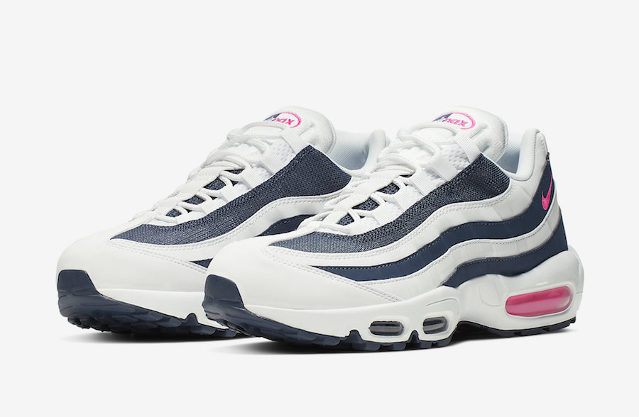 Nike Air Max 95 Marine Day Midnight Navy CQ3644-161 Release Date Info